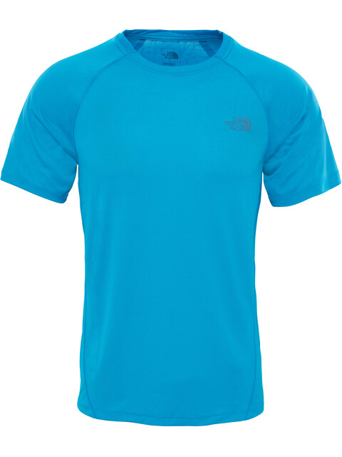 The North Face Better Than Naked Run T-Shirt Men Brilliant Blue